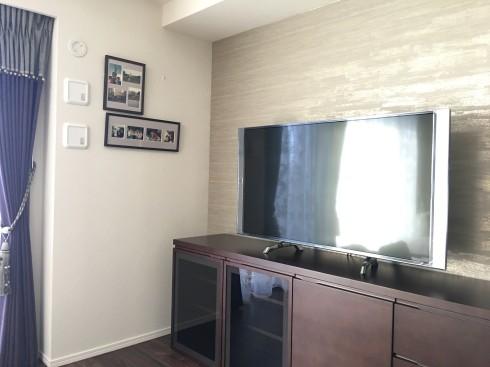 TVボードとなる家具
